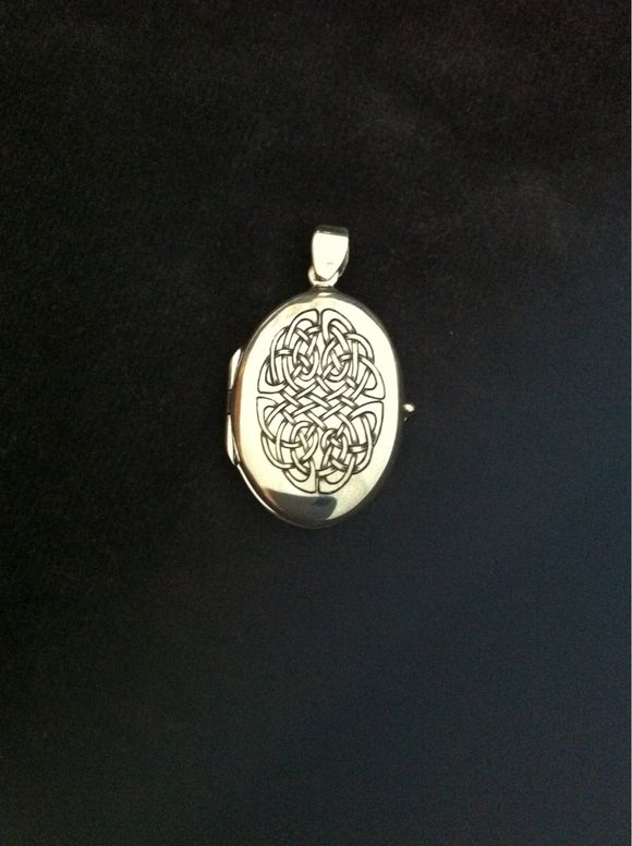 Celtic Theme Locket