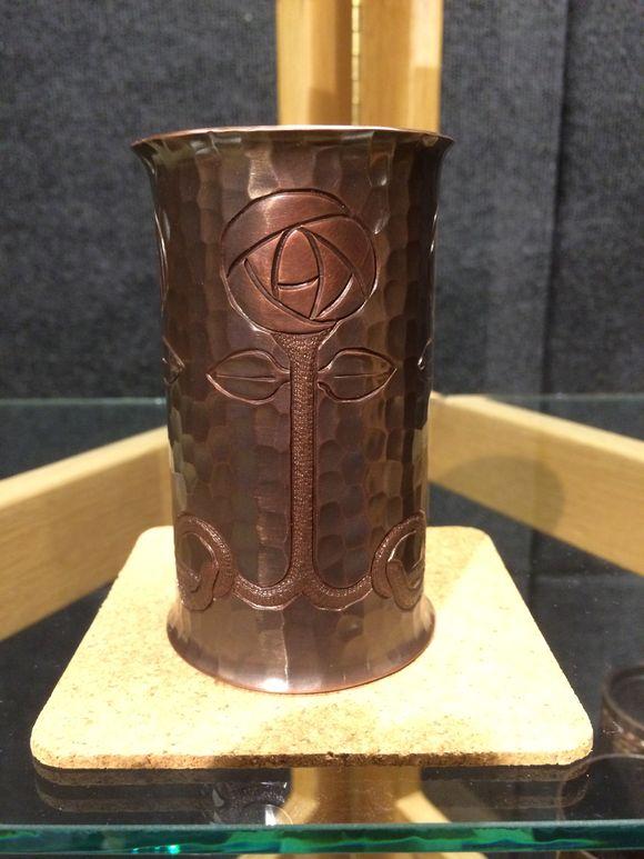 New twist on the Rose Vase